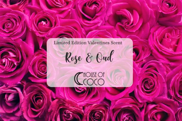 Rose Background, Rose & Oud Scent