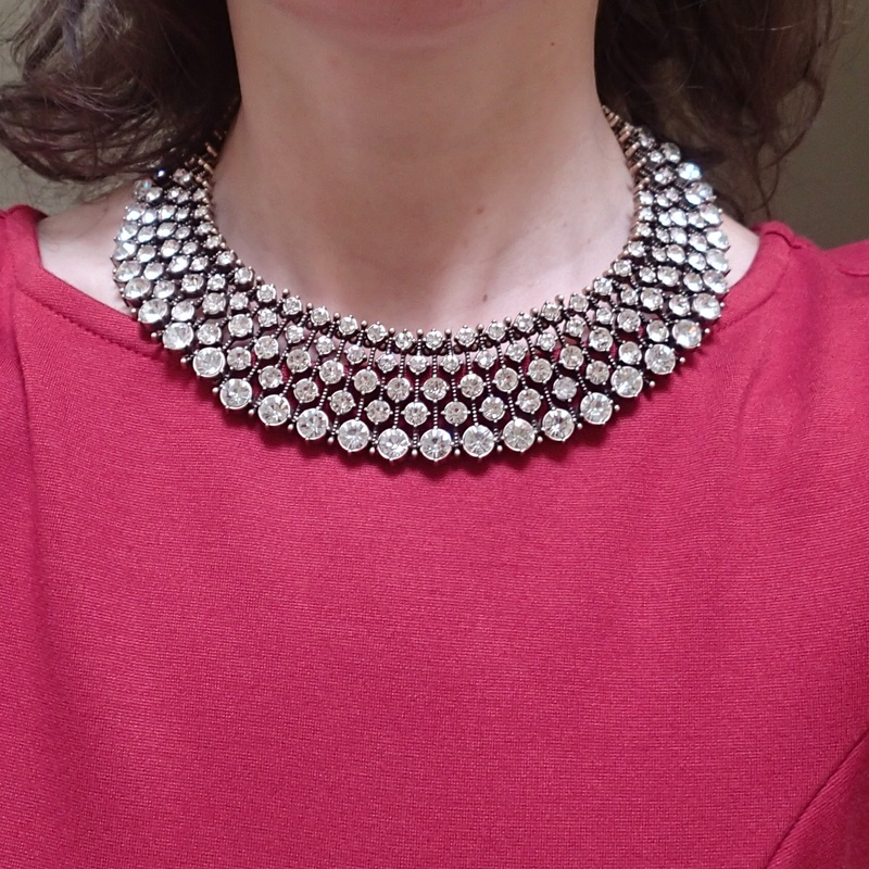 Crystal Necklace,